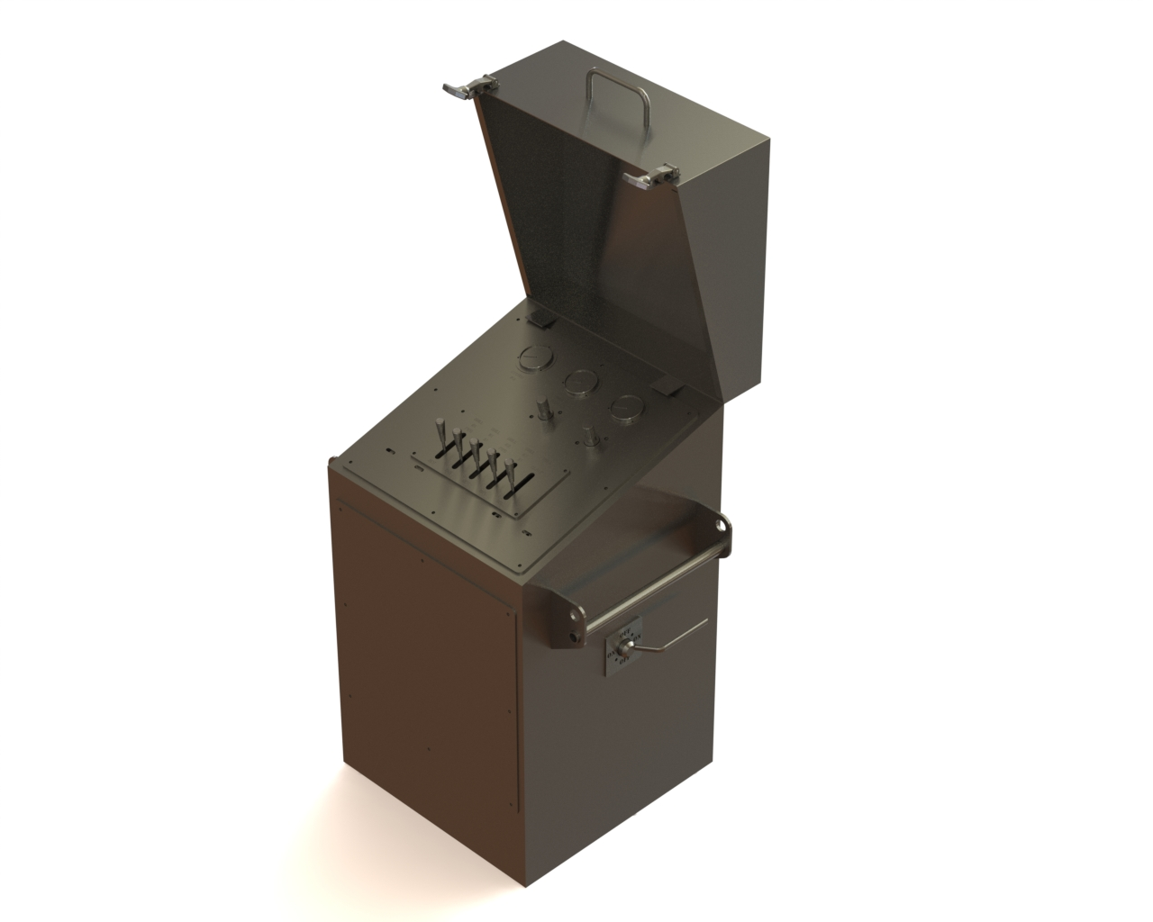 Dual Pin Drill Controls